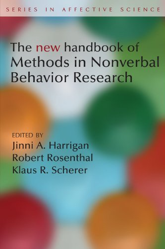 9780198529620: New Handbook of Methods in Nonverbal Behavior Research