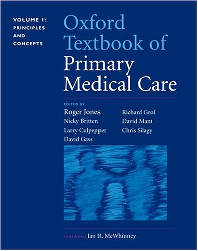 9780198529637: Oxford Textbook of Primary Medical Care