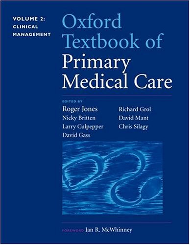 9780198529644: Oxford Textbook of Primary Medical Care