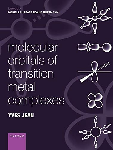 9780198530930: Molecular Orbitals of Transition Metal Complexes