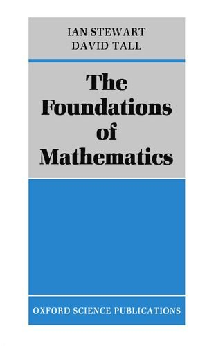 9780198531654: The Foundations of Mathematics