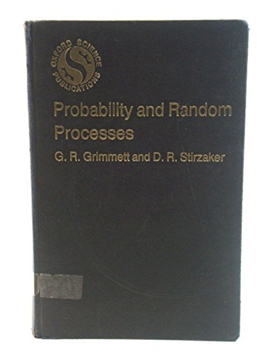 9780198531845: Probability and Random Processes