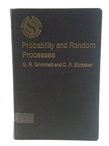 9780198531845: Probability and Random Processes