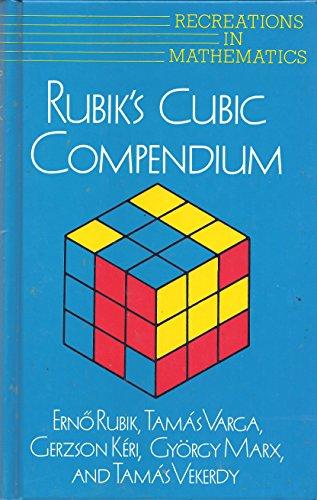 9780198532026: Rubik's Cube Compendium (Recreations in Mathematics)