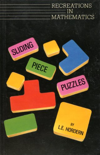 9780198532040: Sliding Piece Puzzles (Recreations in Mathematics)
