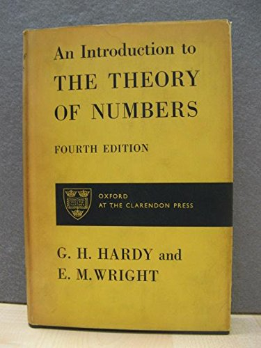9780198533108: Introduction to the Theory of Numbers