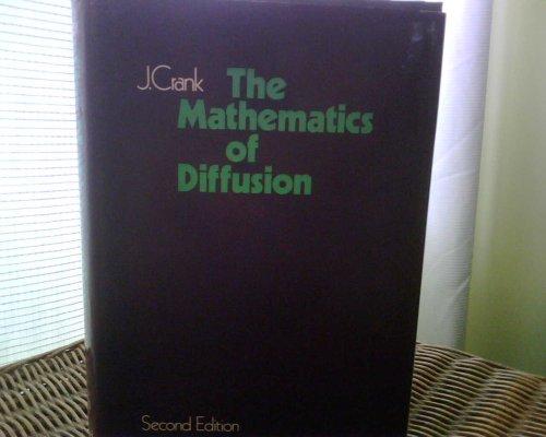 9780198533443: The Mathematics of Diffusion
