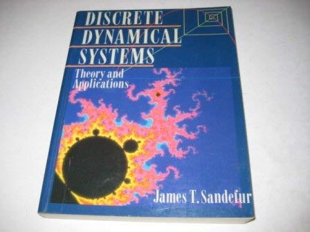 9780198533832: Discrete Dynamical Systems