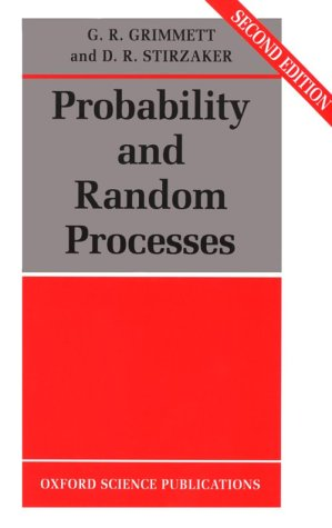 9780198536659: Probability and Random Processes