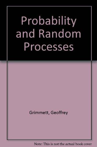 9780198536666: Probability and Random Processes