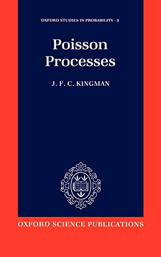 9780198536932: Poisson Processes (Oxford Studies in Probability)
