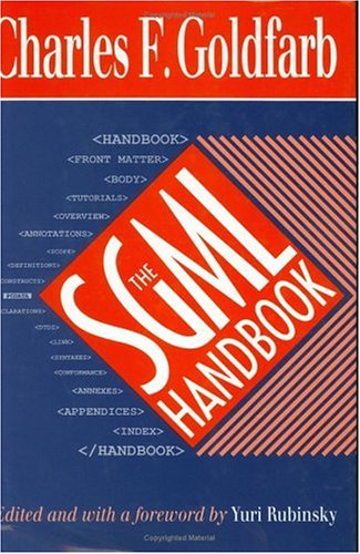 9780198537373: The SGML Handbook