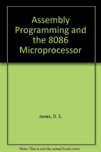9780198537434: Assembly Programming and the 8086 Microprocessor
