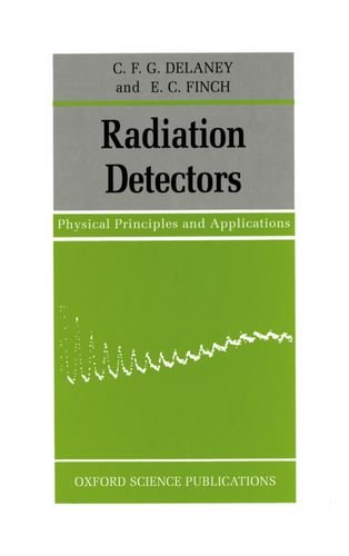 9780198539230: Radiation Detectors: Physical Principles and Applications (Oxford Science Publications)