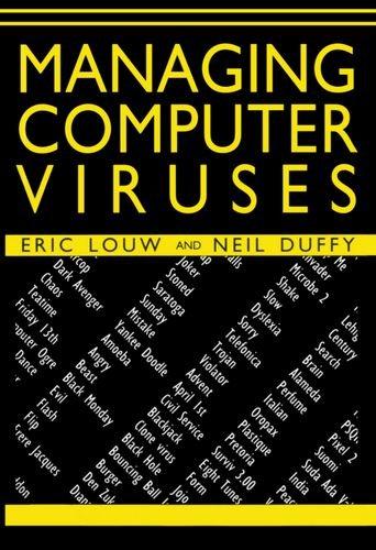 Managing Computer Viruses: Louw, Eric; Duffy,