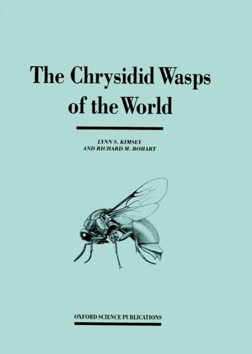 9780198540106: The Chrysidid Wasps of the World (Oxford science publications)