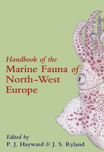 9780198540557: Handbook of the Marine Fauna of North-West Europe