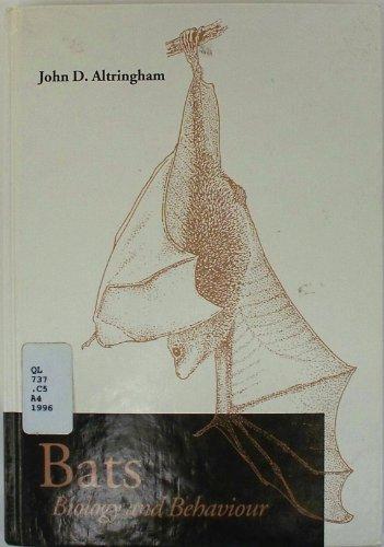 9780198540755: Bats: Biology and Behaviour