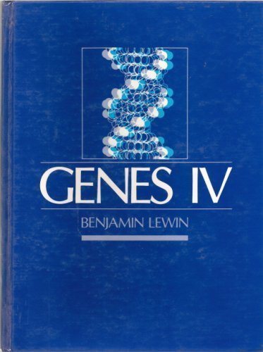 9780198542681: Genes IV