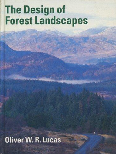 9780198542803: The Design of Forest Landscapes
