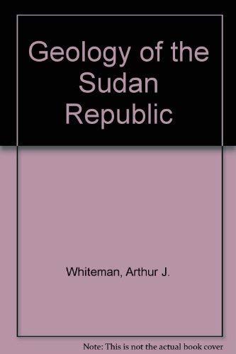 9780198543732: Geology of the Sudan Republic