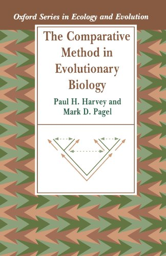 9780198546405: The Comparative Method In Evolutionary Biology (Oxford Series In Ecology & Evolution) (Oxford Series in Ecology and Evolution)