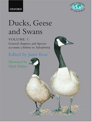 9780198546450: Ducks, Geese, and Swans: 2-Volume Set (Bird Families of the World)