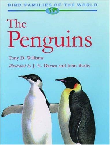 9780198546672: The Penguins: Spheniscidae (Bird Families of the World)