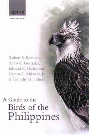9780198546696: A Guide to the Birds of the Philippines (Oxford Ornithology Series)