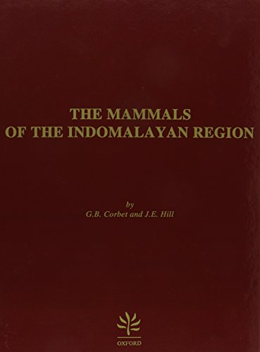 9780198546931: The Mammals of the Indomalayan Region: A Systematic Review