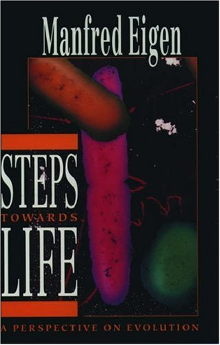 9780198547525: Steps towards Life: A Perspective on Evolution