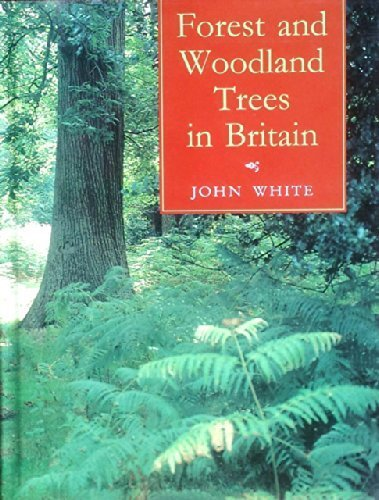 9780198548836: Forest and Woodland Trees in Britain