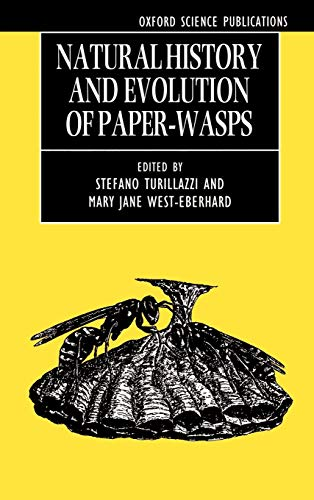 9780198549475: Natural History and Evolution of Paper-Wasps