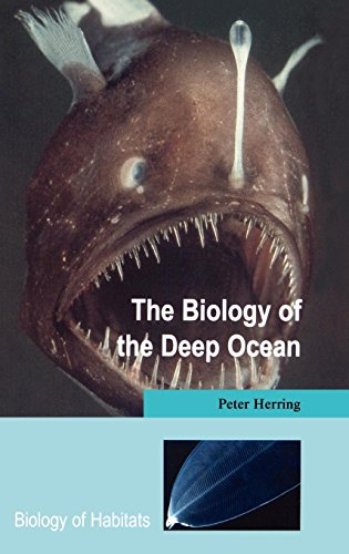 9780198549567: The Biology of the Deep Ocean (Biology of Habitats Series)