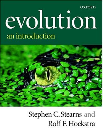 9780198549680: Evolution: An Introduction