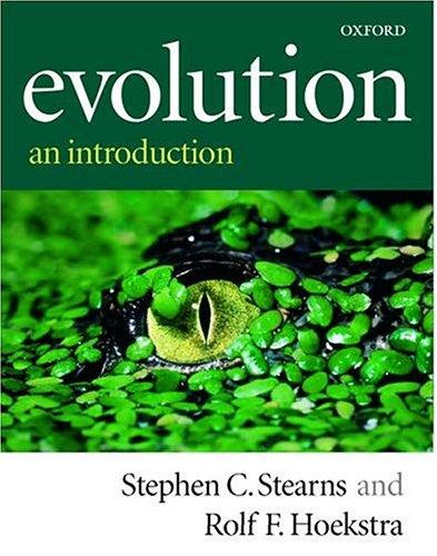 9780198549680: Evolution: An Introduction