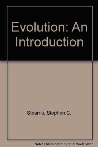 9780198549697: Evolution: An Introduction