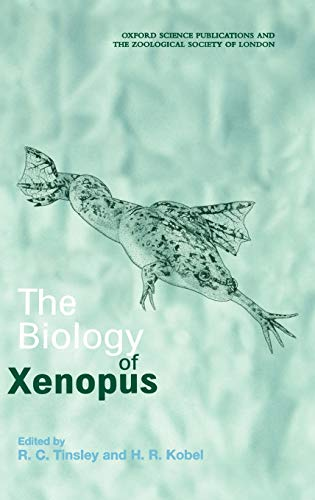 9780198549741: The Biology of Xenopus (Symposia of the Zoological Society of London)