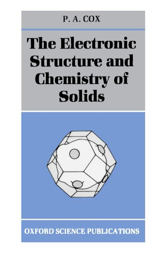 9780198552048: The Electronic Structure and Chemistry of Solids