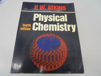 9780198552840: Physical Chemistry