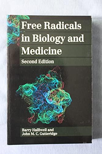 9780198552918: Free Radicals in Biology and Medicine