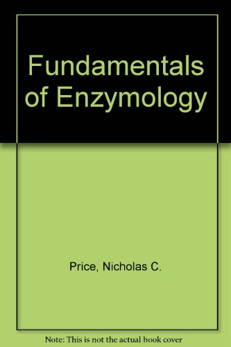 9780198552970: Fundamentals of Enzymology (Oxford science publications)