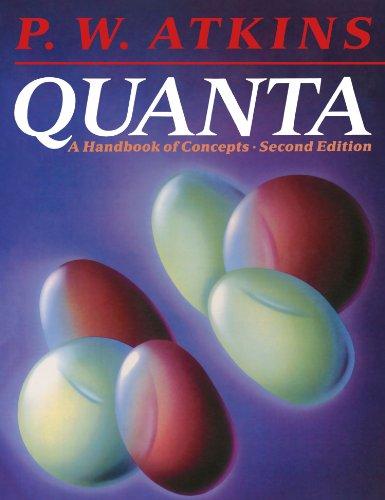 9780198555735: Quanta: A Handbook of Concepts