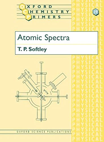 9780198556886: Atomic Spectra (Oxford Chemistry Primers)