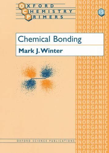 9780198556947: Chemical Bonding (Oxford Chemistry Primers)