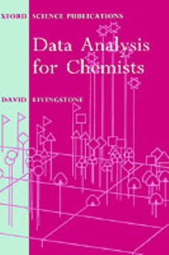 9780198557289: Data Analysis for Chemists: Applications to QSAR and Chemical Product Design (Oxford science publications)