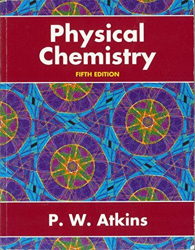 9780198557302: Physical Chemistry