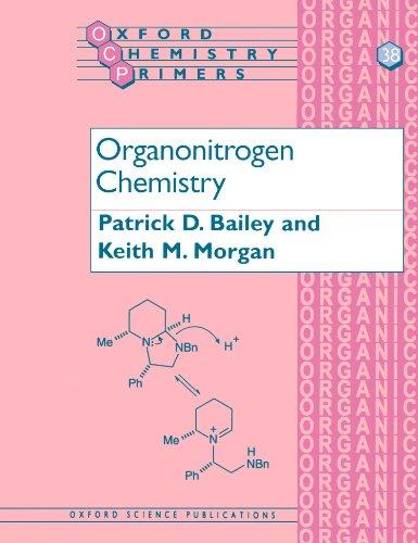 9780198557753: Organonitrogen Chemistry