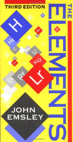 9780198558187: The Elements (Oxford Chemistry Guides)