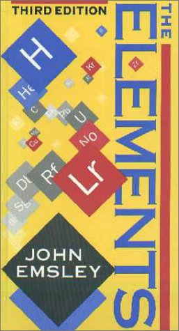 The Elements (Oxford Chemistry Guides) (0198558198) by Emsley, John